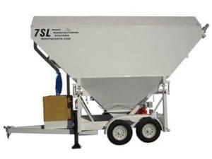 Portable Cement Silo 7SL-80