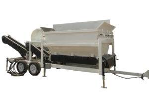 Portable Concrete Batching Plant 8+ Cubic Yards Mix Right 2CL-8-2 Swivel by Right Manufacturing Systems Inc.