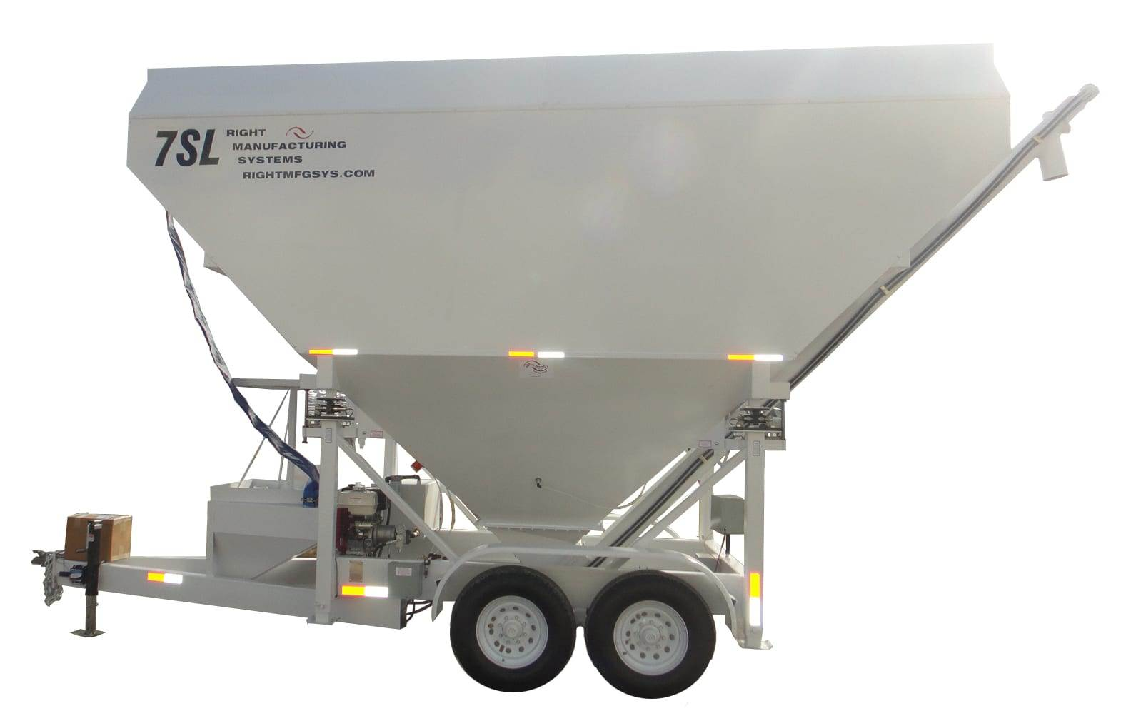 Portable Cement Silo 7SL-80